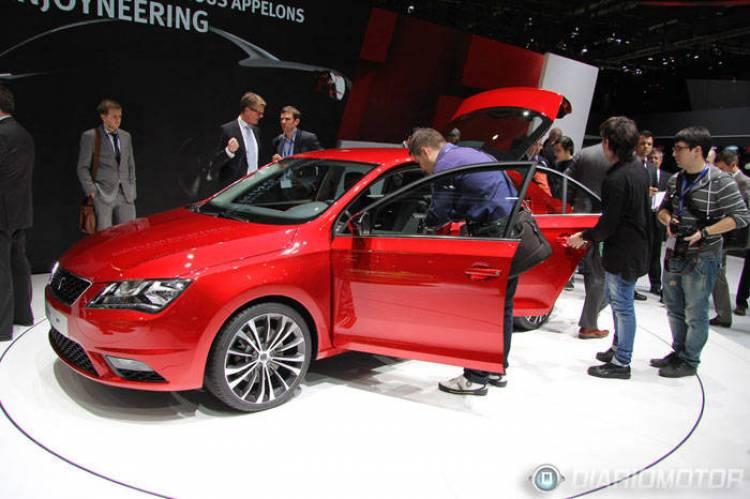 Seat Toledo Concept en Ginebra 2012