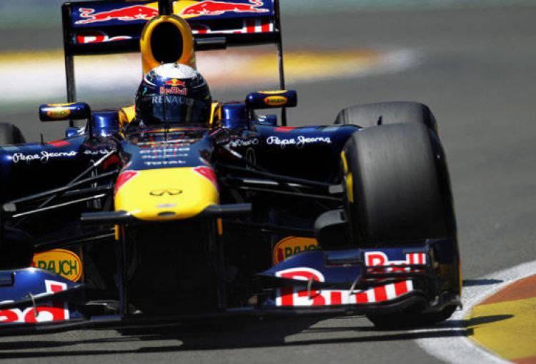 Sebastian Vettel (Red Bull) - GP de Europa 2011