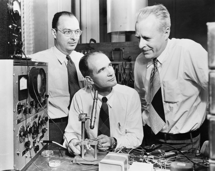 Semiconductors Inventors Transistor