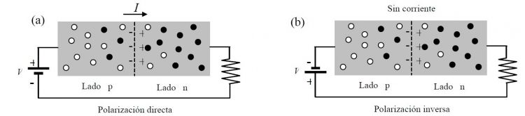 Semiconductors Polarization Types