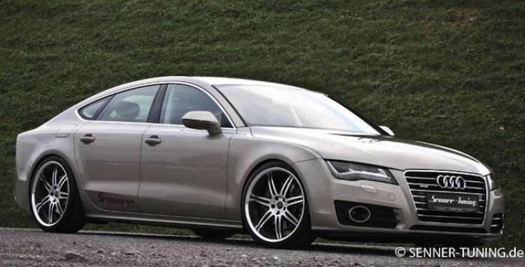 Senner Tuning Audi A7 Sportback