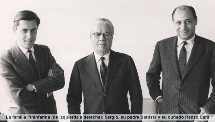 La familia Pininfarina