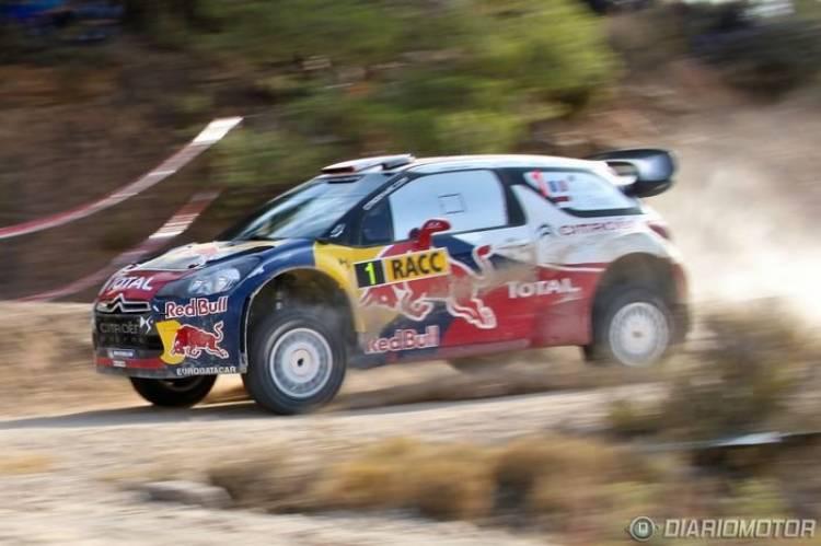 RallyRACC de España: shakedown, Service Park y tramos, impresiones en vivo