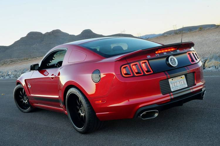 Shelby Ford Mustang Super Snake 2013