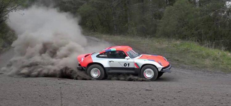 Singer Acs Tuthill Porsche 1