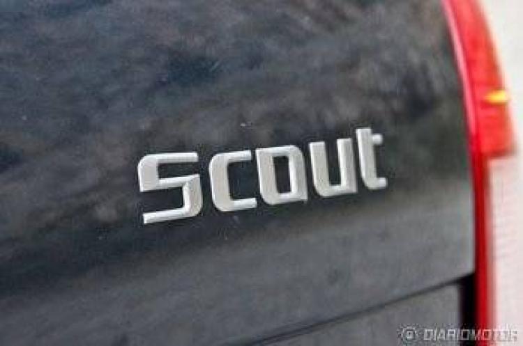 Skoda Scout 2.0 TDI DSG, a prueba (I)