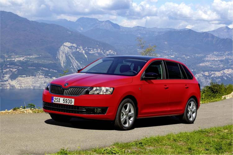 Skoda Spaceback Dm 2