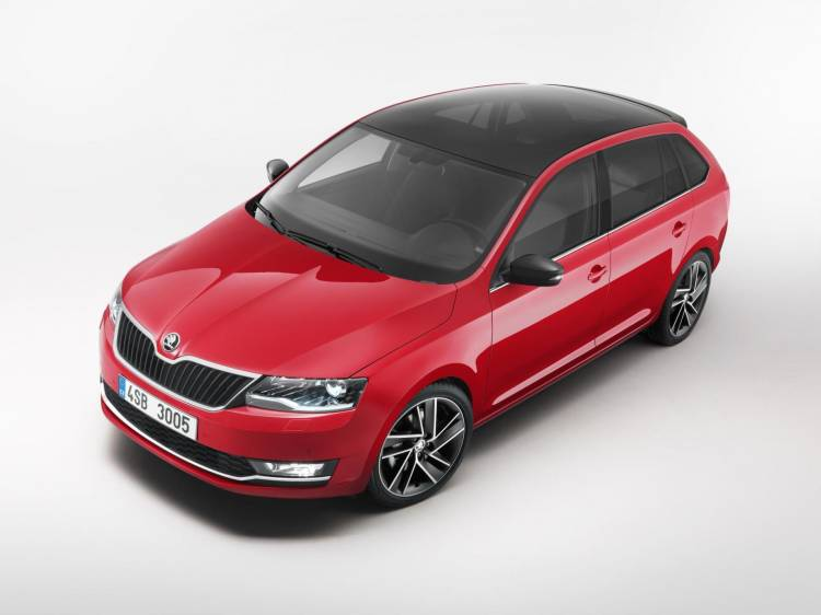 Skoda Spaceback Dm 3