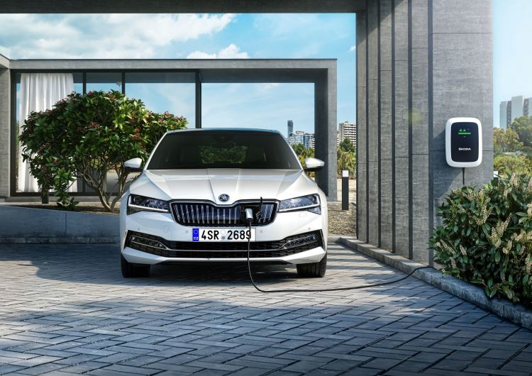 Skoda Superb Iv 2020 6