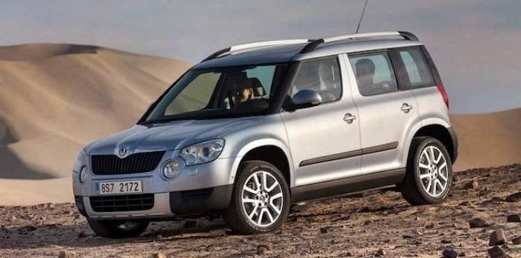 Skoda anticipa la llegada de 6 modelos durante 2013