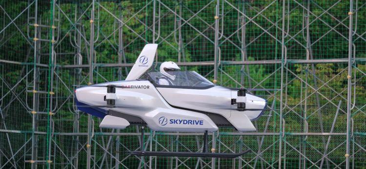 Skydrive Toyota Juegos Olimpicos Tokio  01