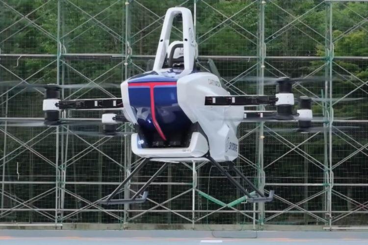 Skydrive Toyota Juegos Olimpicos Tokio  05