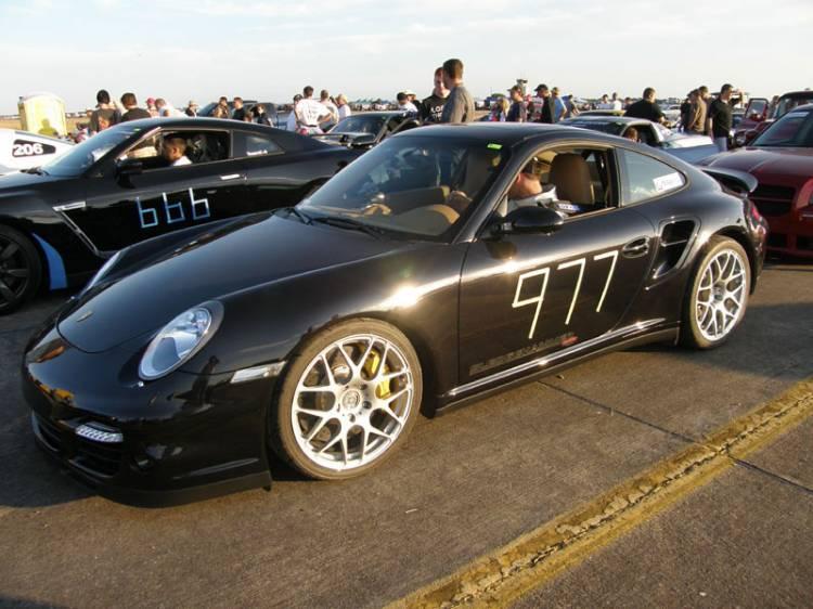 SPI Sledgehammer Porsche 997