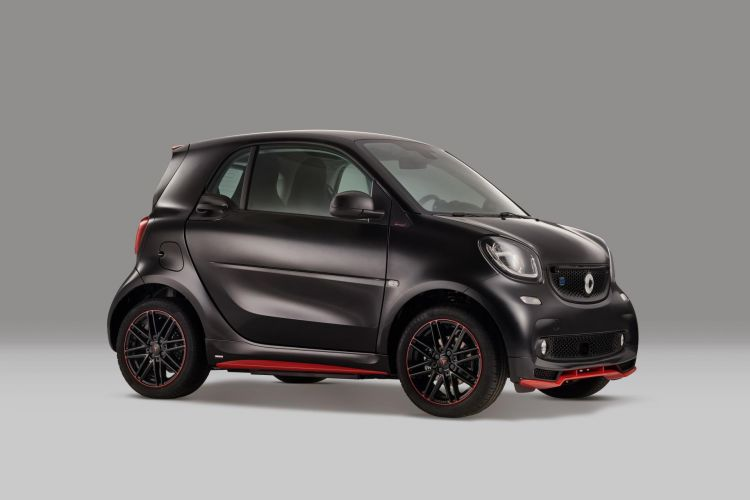 Smart Eq Fortwo Ushuaia Limited Edition 2019 10