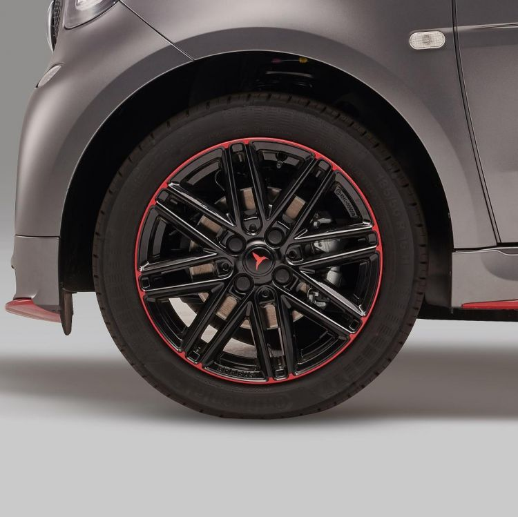Smart Eq Fortwo Ushuaia Limited Edition 2019 13