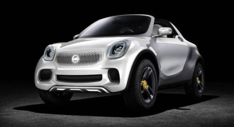 Nuevos detalles del futuro SUV de smart