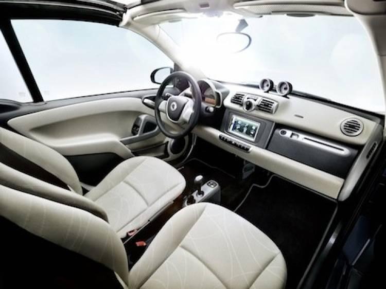 Smart Fortwo y Fortwo Cabrio LightShine Edition 2010