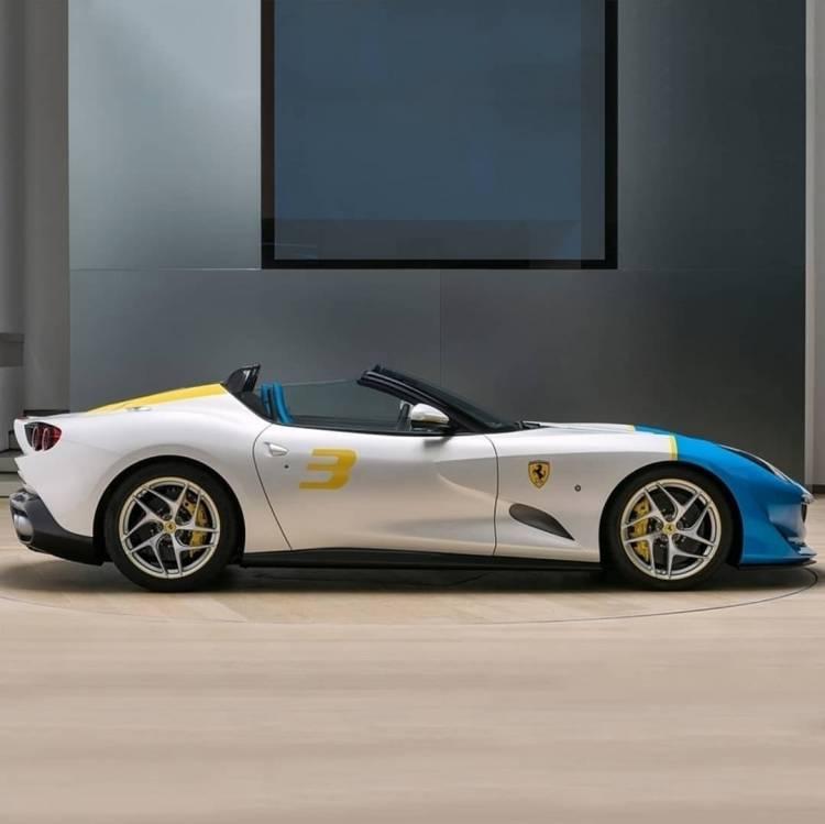 Special Project Ferrari Sp3jc 01