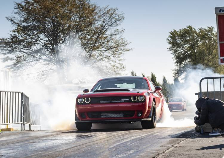 Speedkore Dodge Demon 1