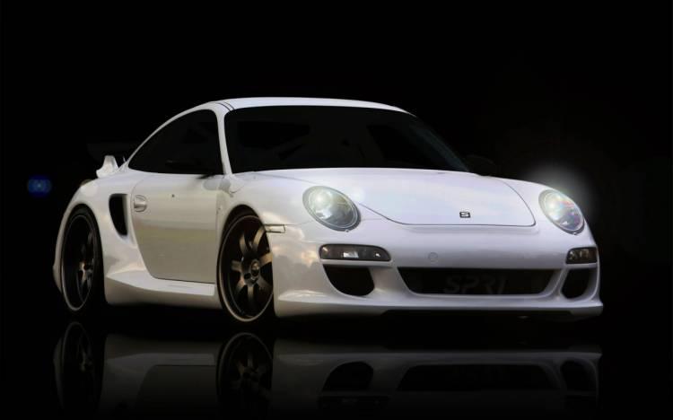 Porsche 997 911 Turbo Sportec SPR1 M