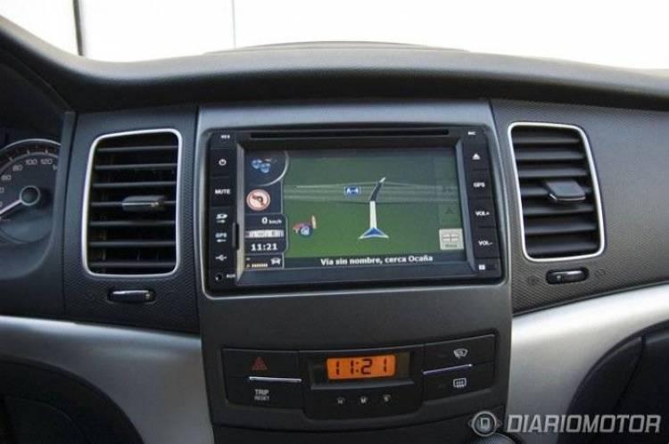 SsangYong Korando D20T Automático 4x2