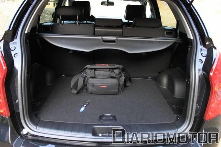 SsangYong Korando D20T Premium 4x4, a prueba