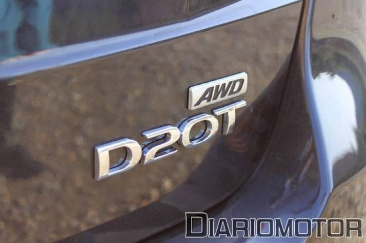 SsangYong Korando D20T Premium 4x4, a prueba (III)
