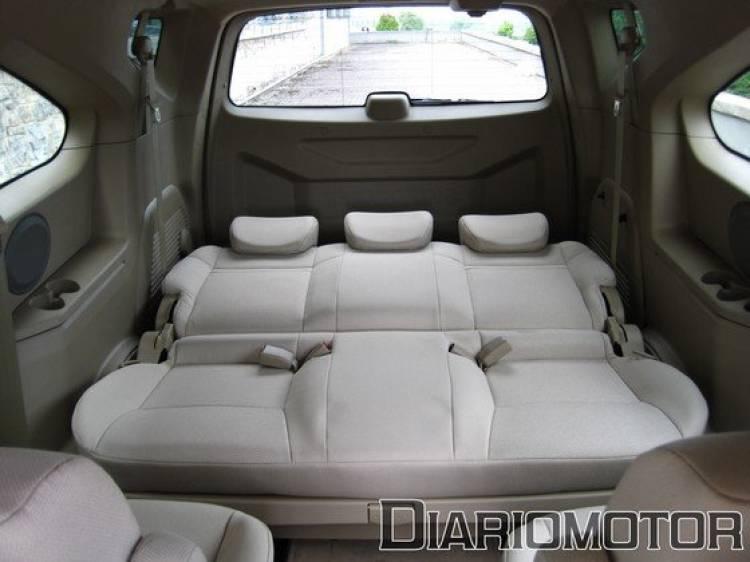 SsangYong Rodius 270Xdi Premium, a prueba (I)