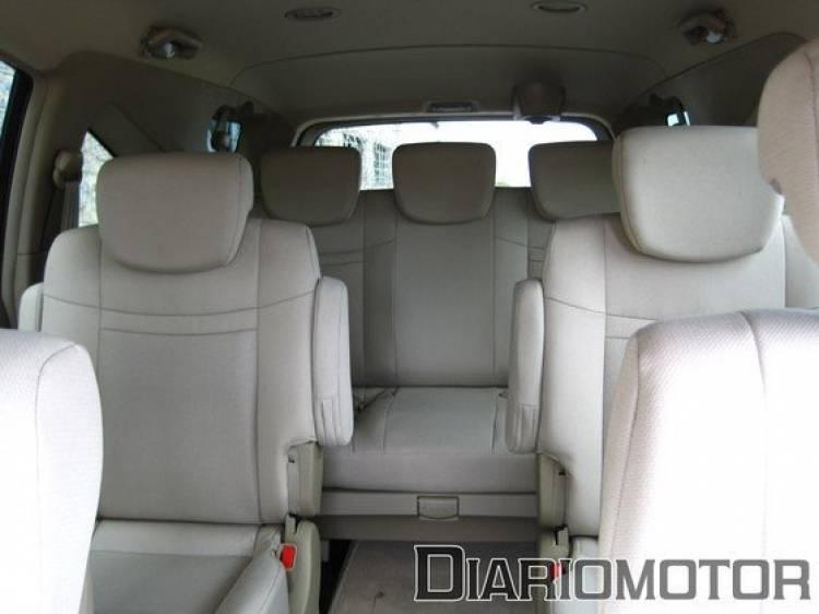 SsangYong Rodius 270Xdi Premium, a prueba (II)