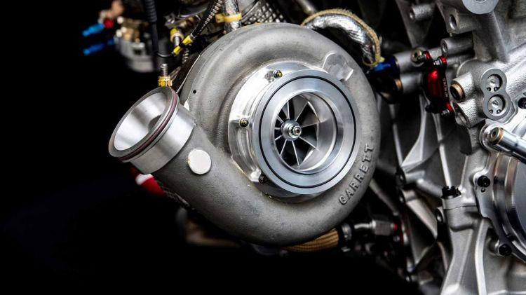 Start Stop Diesel Turbo Garrett Audi