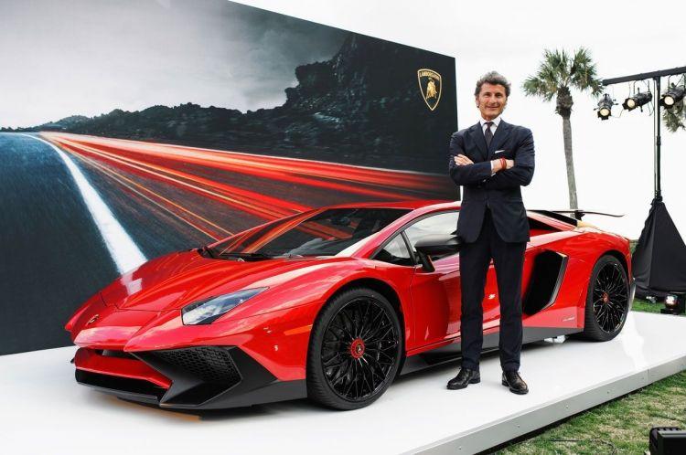 Stephan Winkelmann Lamborghini 2