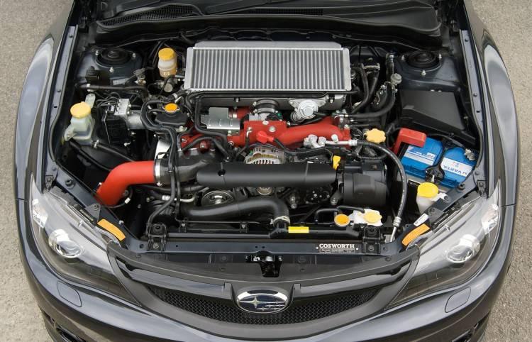 Subaru Cosworth Wrx Sti 1
