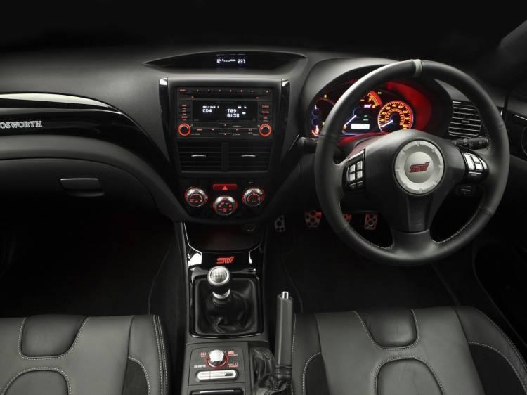 Subaru Cosworth Wrx Sti 4