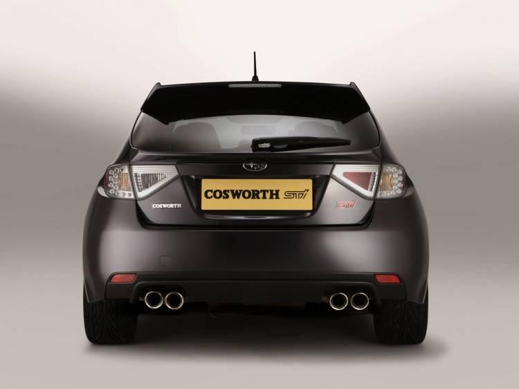 Subaru Cosworth Wrx Sti 5