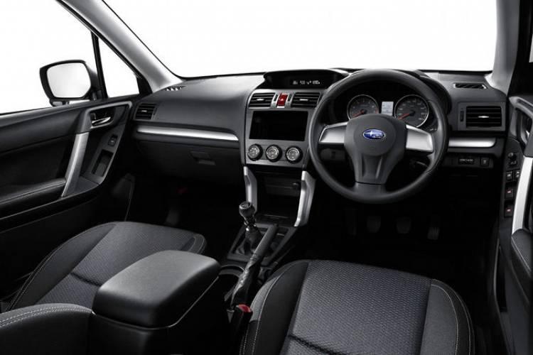 En japón los pedidos del nuevo Subaru Forester cuadruplican lo esperado