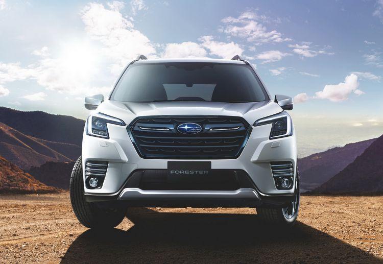 Subaru Forester 2022 Fotos 2