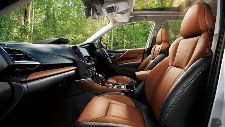 Subaru Forester 2022 Fotos 4