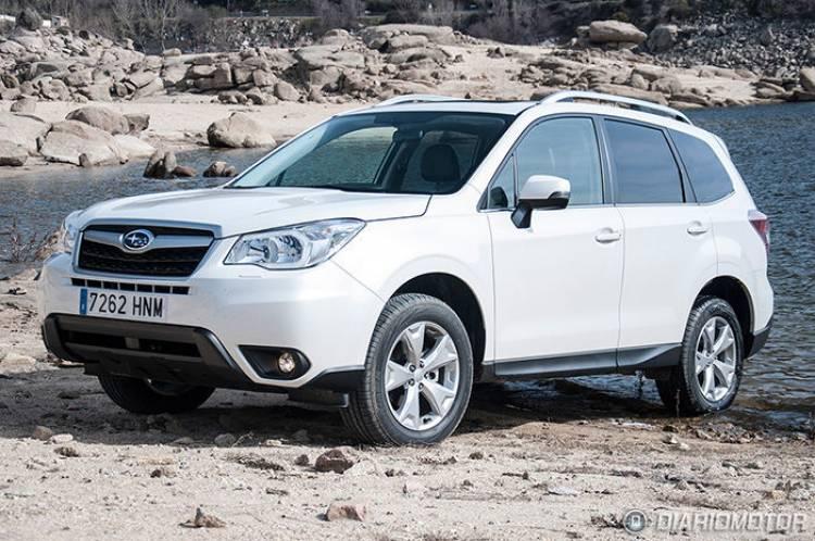 Subaru Forester STI: el todoterreno deportivo que vendrá del país del sol naciente