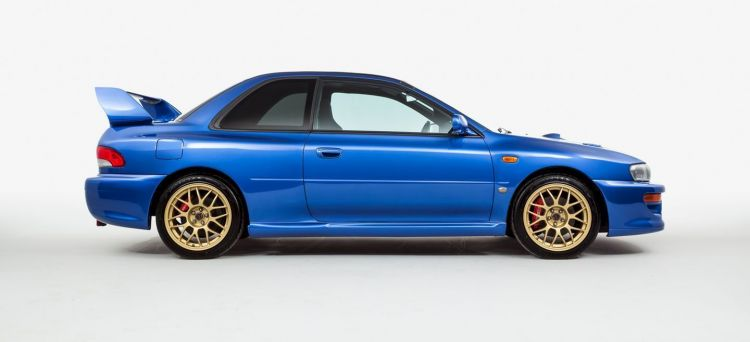 Subaru Impreza 22b Sti Venta P