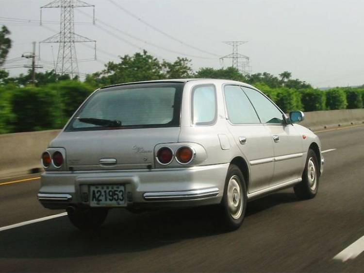 Subaru Impreza Casa Blanca, una edición limitada e incomprendida