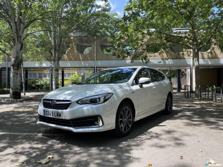 Subaru Impreza Eco Hybrid 2021 Prueba 01