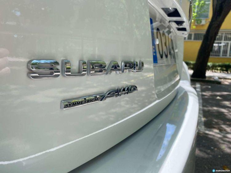 Subaru Impreza Eco Hybrid 2021 Prueba 13