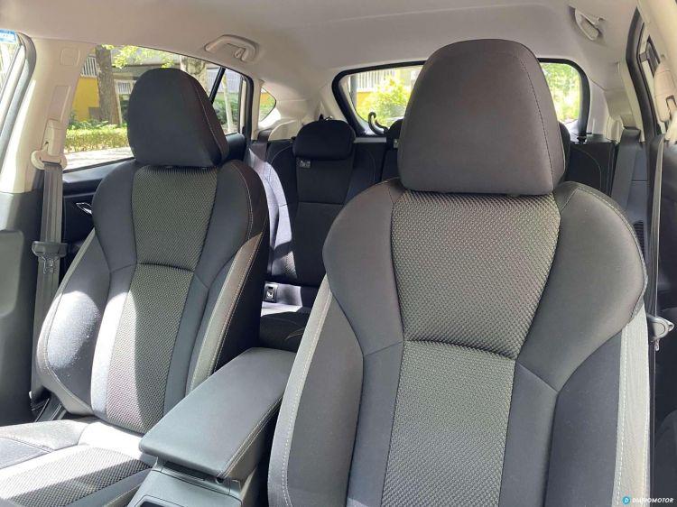 Subaru Impreza Eco Hybrid 2021 Prueba 16