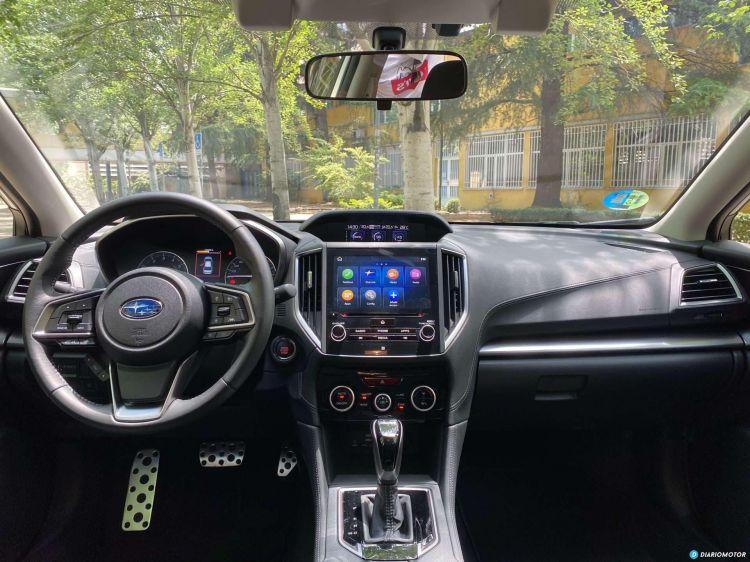 Subaru Impreza Eco Hybrid 2021 Prueba 19