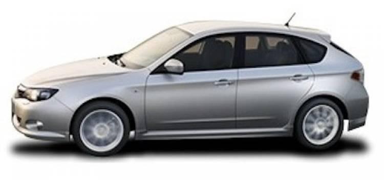 Subaru Impreza Rally Edition