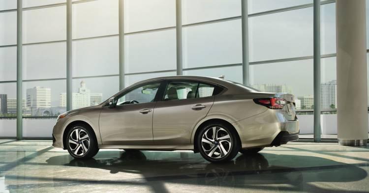 Subaru Legacy 2019 1