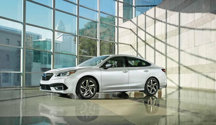 Subaru Legacy 2019 6