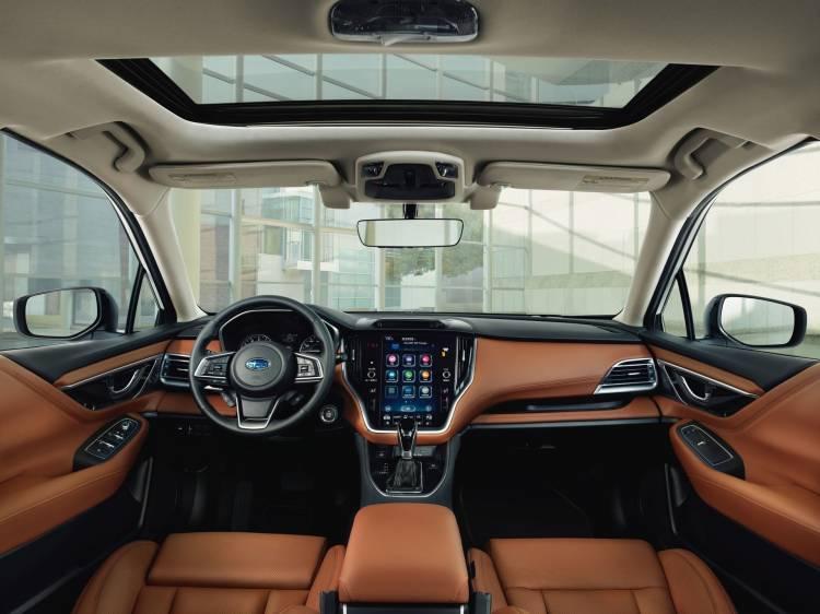 Subaru Legacy 2019 Interior 5