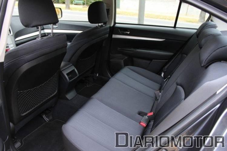 Subaru Legacy 2.0D Limited, a prueba (I)