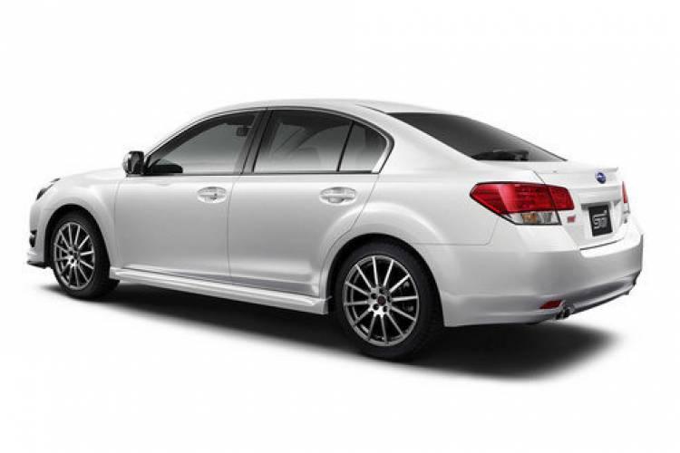 Subaru Legacy GT STi